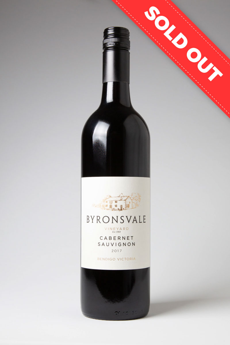 Cabernet Sauvignon 2017 sold out